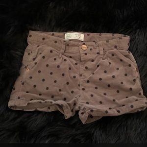 Girls Zara Shorts